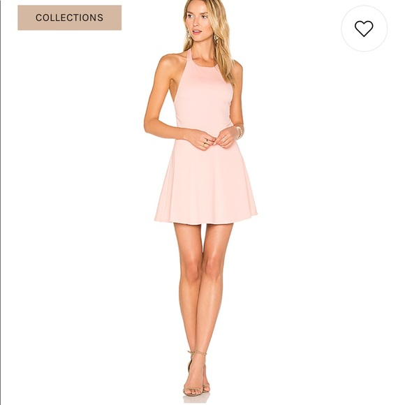 9d04dcafb30 NWT LPA dress 261 in blush size small